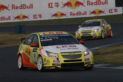 Darryl O'Young, Chevrolet Lacetti, bamboo-engineering and Yukinori Taniguchi, Chevrolet Lacetti, Bamboo-Engineering