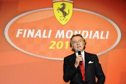 Ferrari Gala dinner