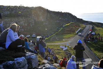 Sbastien Ogier and Julien Ingrassia and Citron DS3 WRC, Citron Total World Rally Team