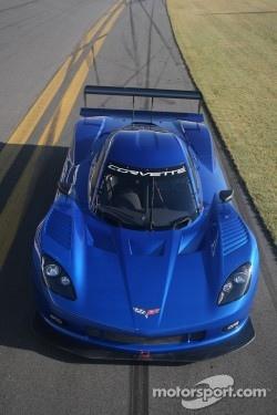 General Motors reveals the new 2012 Corvette Daytona Prototype