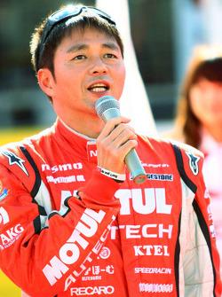 #23 MOTUL AUTECH GT-R: Satoshi Motoyama