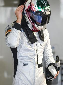 Nathanael Berthon, HRT Racing Team
