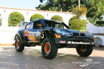 Armin Schwarz's stunning looking Trophy Truck