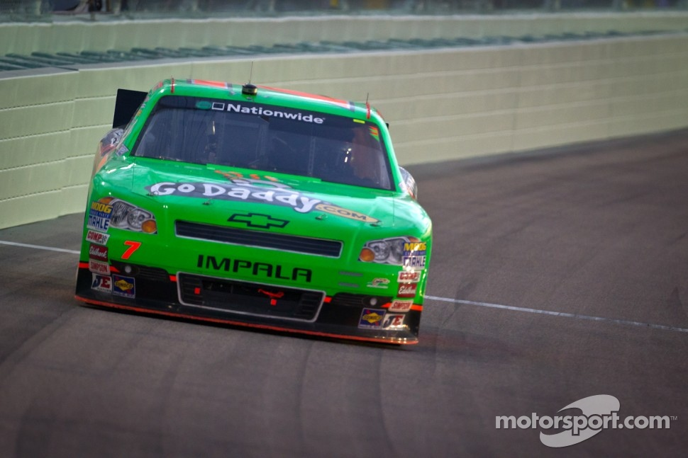 Danica Patrick, JR Motorsport Chevrolet