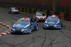Robert Huff, Chevrolet Cruze 1.6T, Chevrolet and Yvan Muller, Chevrolet Cruz 1.6T, Chevrolet