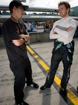 Scott Speed, Key Motorsports Chevrolet