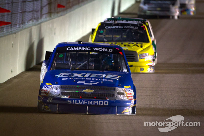 James Buescher, Turner Motorsport Chevrolet