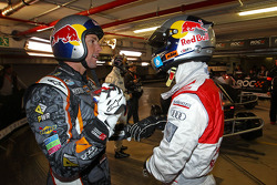 Travis Pastrana and Mattias Ekström