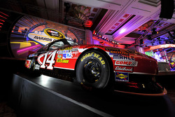The car of Tony Stewart