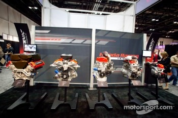 Honda Racing display