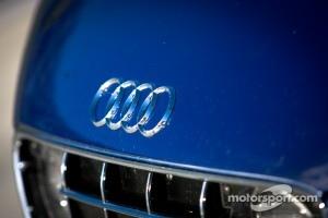 #51 Audi of America Audi R8 LMS Grand-Am detail