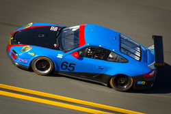 #65 TRG Porsche GT3: Emilio Di Guida, Bob Doyle, Jack McCarthy