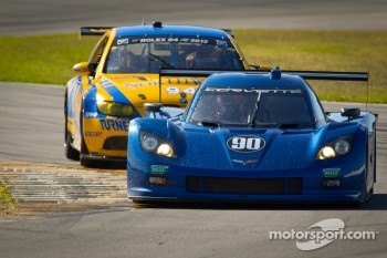 #90 Spirit of Daytona Racing Chevrolet Corvette DP: Antonio Garcia, Oliver Gavin