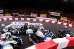 Start Race 2 Stars Final. Palais Omnisport de Paris-Bercy.
