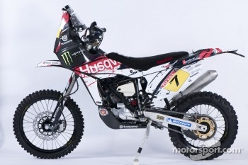 The bike of Paulo Goncalves