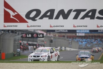 Jason Richards at Albert Park in 2011
