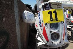 The bike of James Przygonski