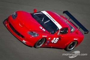 #46 Michael Baughman Corvette C6