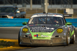 #4 Magnus Racing Porsche GT3: Justin Bell, Ryan Eversley, Daniel Graeff, Ron Yarab Jr.