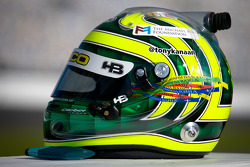Helmet of Tony Kanaan