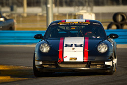 #88 Ranger Sports Racing Porsche 997: Jack Corthell, Barry Ellis, Frank Rossi, Fraser Wellon