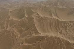 Sand dunes of Peru