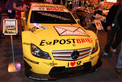 David Coulthard's DTM car