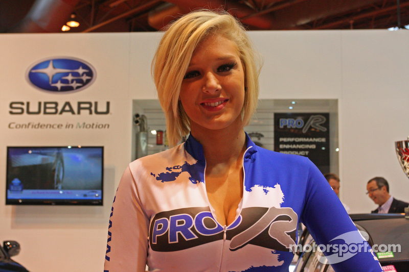 Subaru Girl