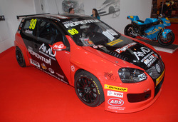Ollie Jackson AmD Tuning 2012 BTCC Car