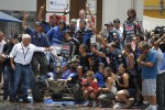 Podium: first place in Quad category #250 Yamaha: Alejandro Patronelli