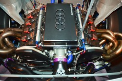 Twin turbo Audi V8