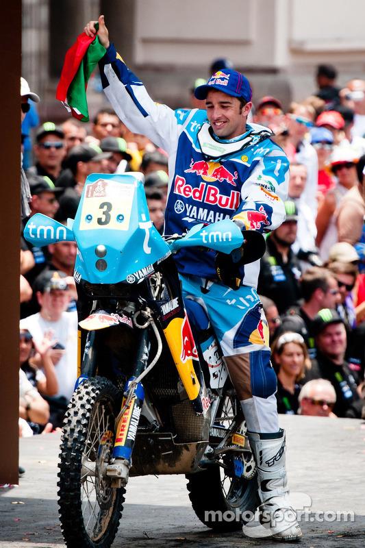 #3 Yamaha: Helder Rodrigues