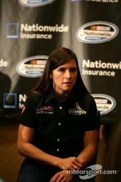 Danica Patrick, JR Motorsport Chevrolet