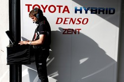 A Toyota engineer