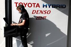A Toyota engineer