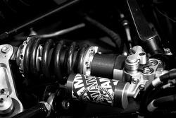 Starworks Motorsport Ford Riley suspension detail