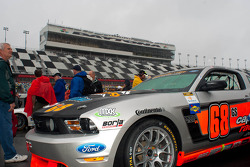 #68 Capaldi Racing Mustang Boss 302R: Tony Buffomante, Craig Capaldi