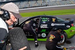 #69 Pirate Motorsports Mazda RX-8: M Allen Milarcik, Mike Slutz