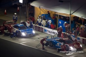 Chip Ganassi Racing with Felix Sabates BMW Rileys, Daytona 24H 2011