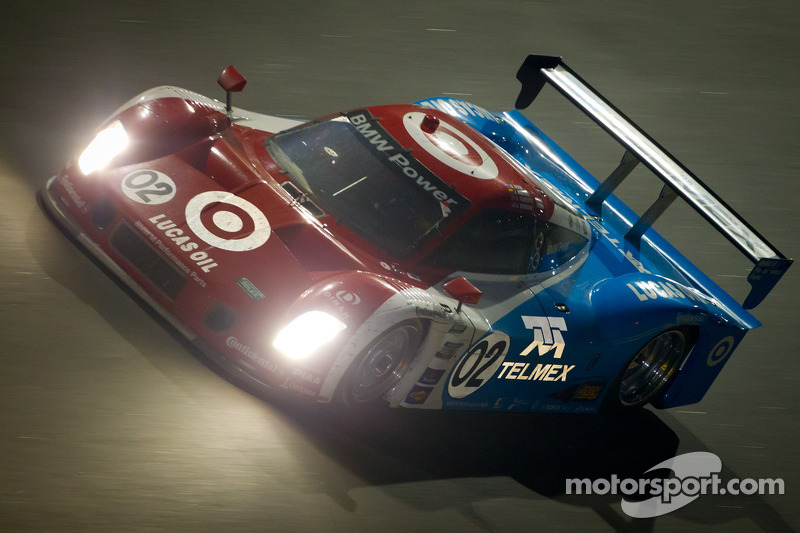 #02 Chip Ganassi Racing with Felix Sabates BMW Riley: Scott Dixon, Dario Franchitti, Jamie McMurray, Juan Pablo Montoya