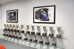 And more trophies