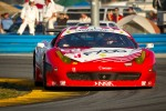#69 AIM Autosport Team FXDD Racing with Ferrari Ferrari 458: Emil Assentato, Anthony Lazzaro, Nick Longhi, Jeff Segal