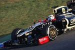 Kimi Raikkonen, Team Lotus Renault GP 
