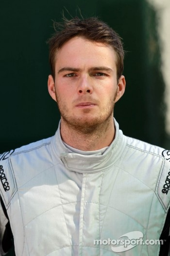 Giedo van der Garde, Caterham F1 Team test Driver