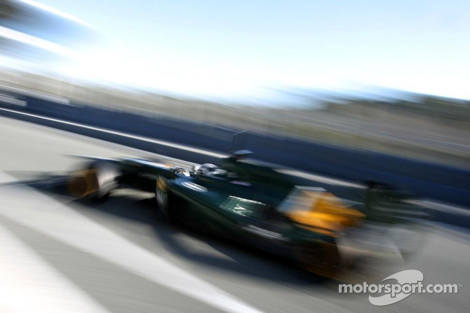 Giedo van der Garde, Caterham F1 Team
