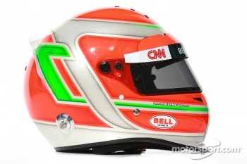 Jarno Trulli, Caterham F1 Team helmet