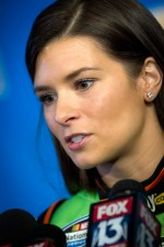 Danica Patrick, Stewart-Haas Racing Chevrolet