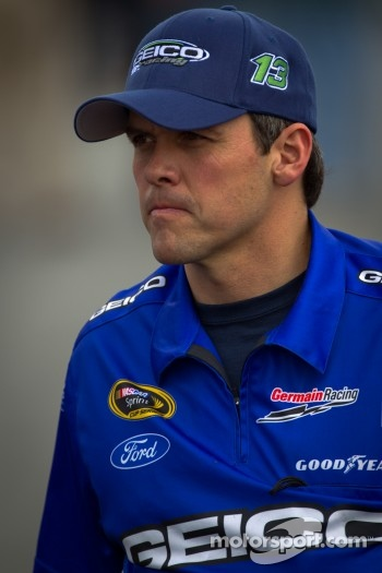 Bootie Barker, crew chief for Casey Mears, Germain Racing Ford