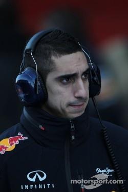Sebastien Buemi, Red Bull Racing reserve driver