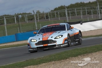The Aston Martin Racing Vantage GTE